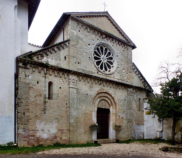 Spoleto - San Paolo inter vineas