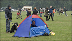 British Festival weather