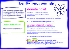 HELP IPERNITY! - links below