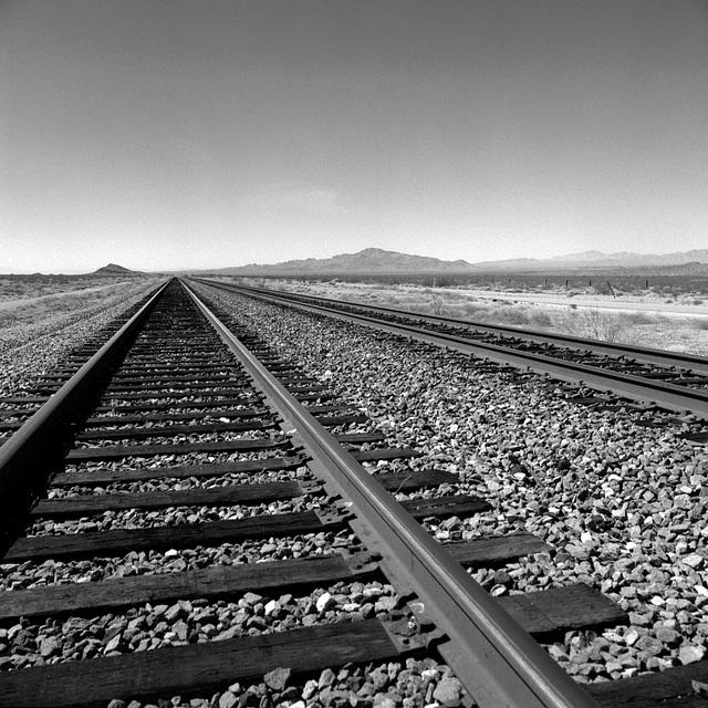 Empty Track