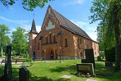 Sweden - Sigtuna, Mariakyrkan