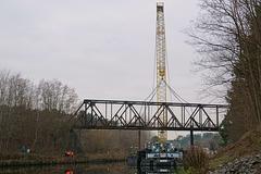 Brückendemontage 1