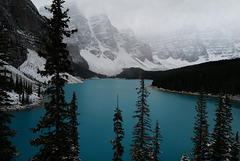 Moraine Lake, Rockies