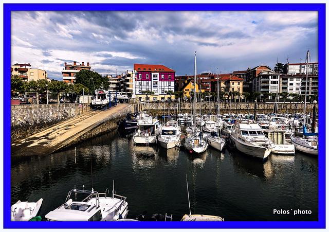 Puerto deportivo de Plentzia