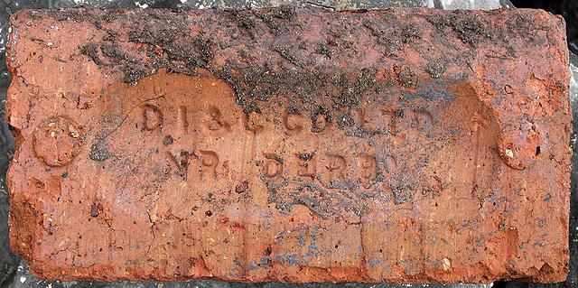 Denby Iron & Coal Co Ltd, nr Derby