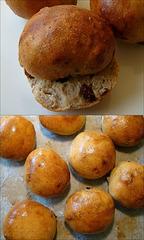 Non cross buns