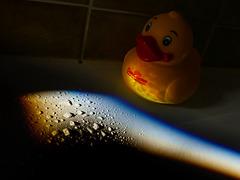 Regenbogen für meine Ente
