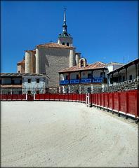 Colmenar de Oreja, Plaza Mayor.