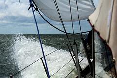 Yacht, Summerini, Windstärke 5
