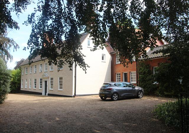 Church Street, Peasenhall (1)