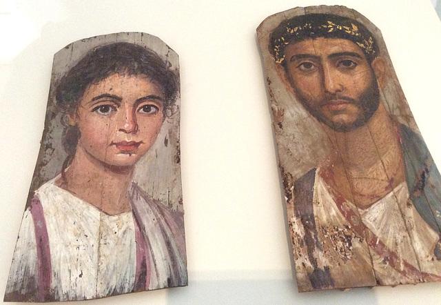 Mummy Portraits