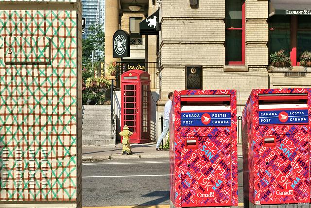 King & Simcoe, Toronto
