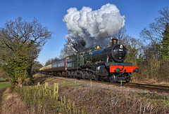 Great Central Railway Rothley Leicestershire 3rd February 2019