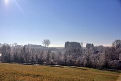 Blick nach Süden - Richtung Bodensee