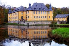 DE - Jüchen - Schloss Dyck