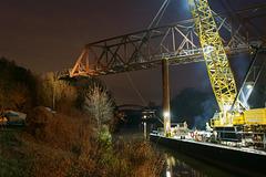 Brückendemontage 7