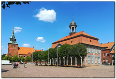 Marienkirche   Rathaus