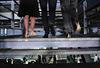 Talons hauts montants / Climbing high heels