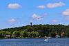 Krakow am See, Blick zum Jörnberg
