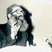 Roland Levreaud, okaze de prelego en la Arta kaj Kultura Centro Pompidou, Parizo, kadre  de la Kultura Kunveno de la Pariza SAT-rondo (1982)