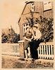 Meine jungen Eltern Käthe Quast und Werner Biel (in Uniform)