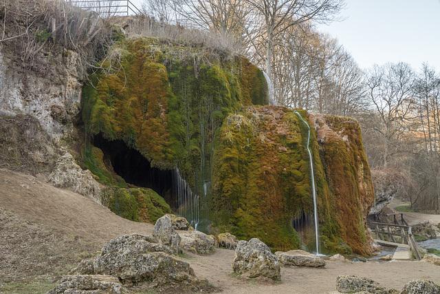 Dreimühlen Wasserfall DSC00153