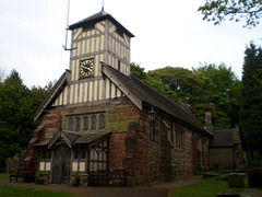 Church of Holy Mary and All Saints.