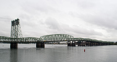 Columbia River Interstate Bridge, Vancouver WA (#1492)
