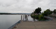Columbia River Railroad Bridge, Vancouver WA (#1494)