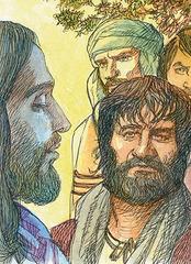 Vi  estas Kristo de Dio… la Filo de la homo devas multe suferi