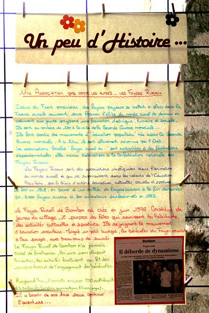 Fête des habitants - 05/06/2016 - Exposition 40 ans du FRB
