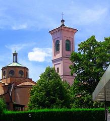 La Chiesa e il suo campanile