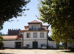Former house of Amadeo de Souza-Cardoso.