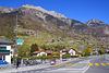 Das Walliser Weingebiet Fully