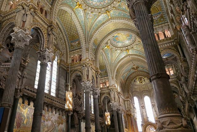 Basilique N-D de Fourvière (2)
