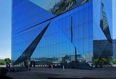 Cube Berlin: ein modernes Kaleidoskop - Cube Berlin: a modern kaleidoscope