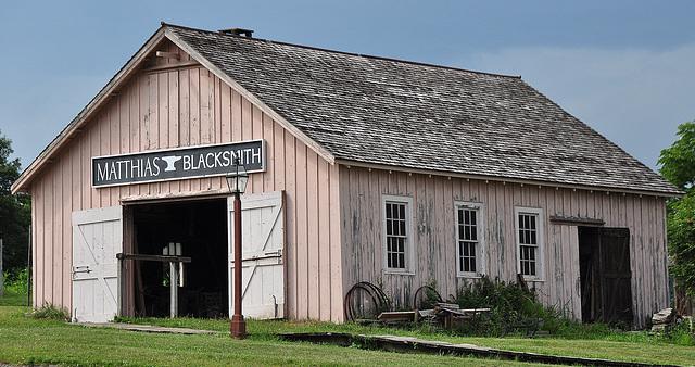 Blacksmiths at Walnut Hill