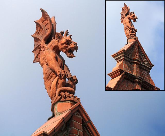 London ridge dragon 1