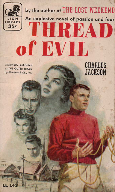 Charles Jackson - Thread of Evil