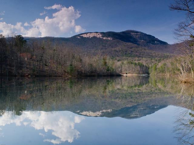 Pinacle Lake-Table Rock