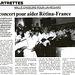 Mille Choeurs à Chartrettes le 21 mars 1998