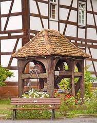Brunnen der Schlitzer Vorderburg