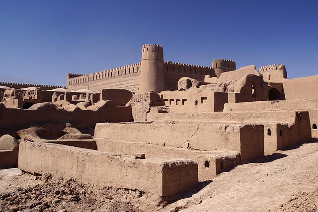 Rayen Castle - Iran