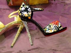 Josiane / Chaussures cherchent pieds