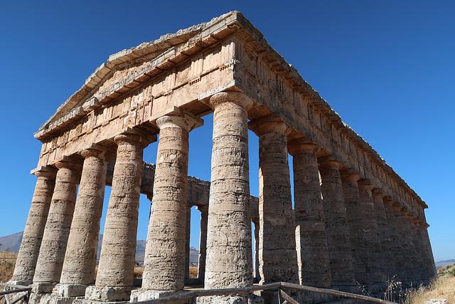 Doric temple