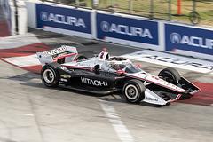Joseph Newgarden - Team Penske - Acura Grand Prix of Long Beach