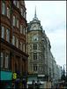 Harewood Place corner spire