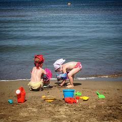 Beach holidays.