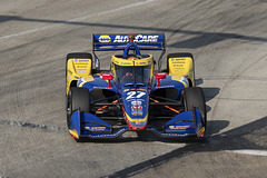 Alexander Rossi - Andretti Autosport - Acura Grand Prix of Long Beach