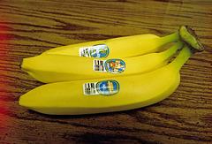 Pentax Bananas